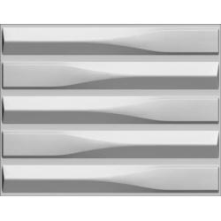 PIANO, bestaat uit natuurlijke plantvezels, geperst tot een 3D paneel, afmeting 625x800 mm,