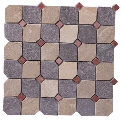 Mosaic, tegel van 300x300mm, 1002 Horli.